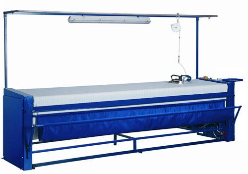 Gordijn strijktafel (Industriële strijkmachine) | Van Loon strijk ...